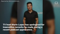 Mario Lopez Makes Insensitive Remarks About Parenting And Gender Identity