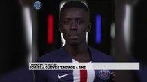 Idrissa Gueye au Paris SG