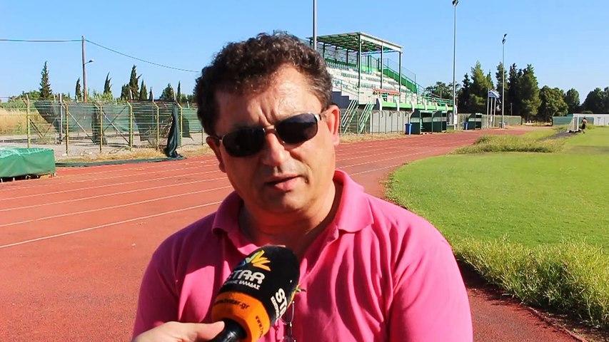 Νέα αθλητικά έργα στην Αλίαρτο