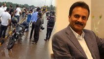 CCD founder VG Siddhartha goes missing, search operations underway
