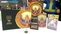 Unboxing de Fire Emblem: Three Houses Limited Edition
