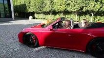Jennifer Lopez says she's never driven a car