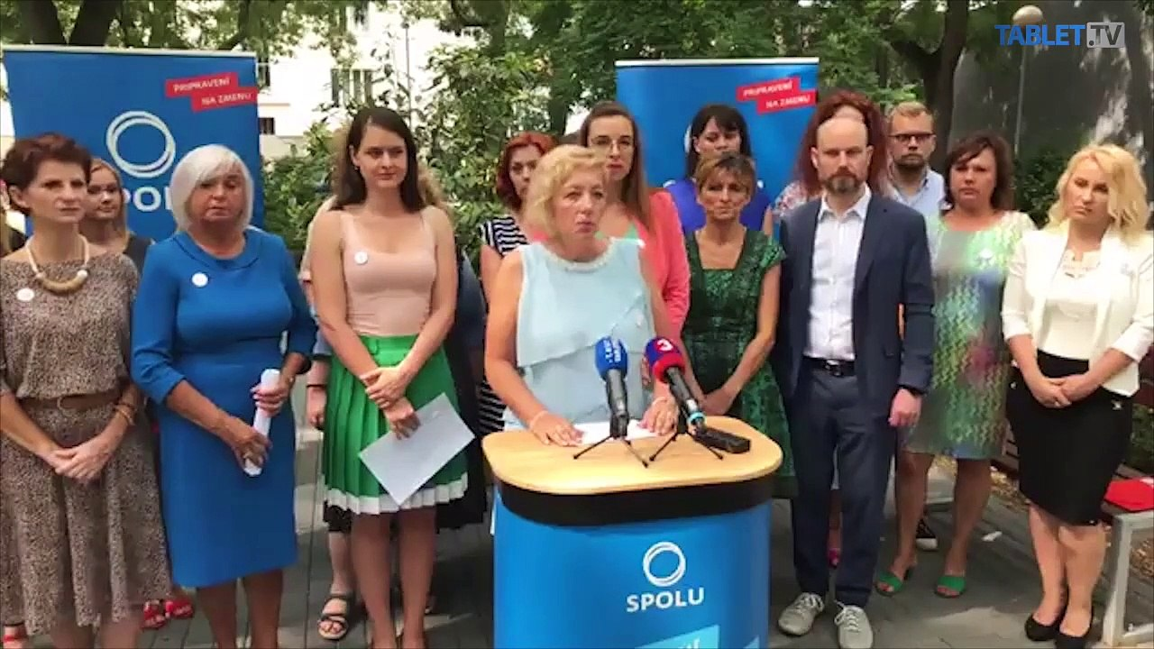 ZÁZNAM: TK Spolu - občianskej demokracie