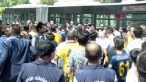 SPOR Ankaragücü genel kurulu öncesinde olay