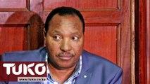 Waititu blocked from accessing his Kiambu County office despite Ksh15 Million bail.
