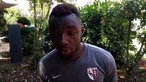 Thierry Ambrose (FC Metz) : « Je me sens mieux physiquement »