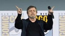 Mark Hamil dévoile son premier test avec Harrison Ford pour Star Wars