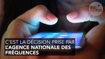 Smartphones : deux modèles interdits en France