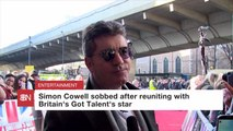 Simon Cowell Helped This Britain's Got Talent Star