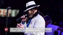 MTV May Revoke This Michael Jackson Honor