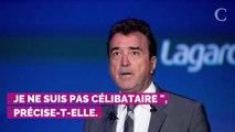 La mise au point d'Arnaud Lagardère sur son couple avec Jade a...