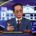 Panelo on displaced PCSO lotto workers: 'I'm sure they're not that poor'