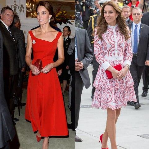 Kate Middleton's Style Staples