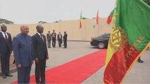 Indian President begins West African tour in Benin
