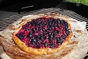 Père Guez s01e07 : les fruits rouges au barbecue, c'est de la tarte (rustique) !