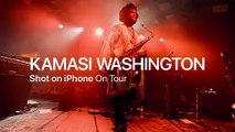 Shot on iPhone XS — On Tour with Kamasi Washington — Apple