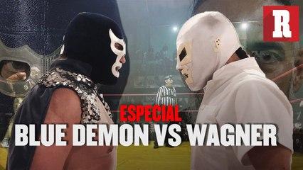 La vida detrás de la Lucha del Siglo | Blue Demon Jr. vs Dr. Wagner Jr.