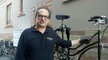 DNA - Mooving Bike : les réparateurs Strasbourgeois qui entretiennent des vélos à domicile