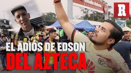 El americanismo se despide de Edson Álvarez en el Azteca