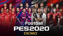 Démo eFootball PES 2020 Trailer