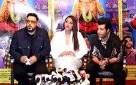 Sonakshi Sinha, Badshah & Varun Sharma promotes Khandaani Shafakhana in Delhi | FilmiBeat
