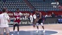 Basket: l'équipe de France se prépare pour le Mondial en Chine
