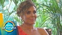 Carmen Muñoz no estaba segura de hacer casting para Enamorándonos. | Venga La Alegría