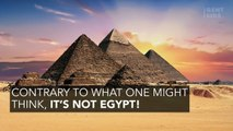 Egypt Is Not The Country With The Most Pyramids!