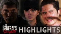 Marcial and Rhian save Franco from Tiago's henchmen   The General's Daughter