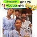 Quand on compare les filles de 2 Plateaux aux filles d'Abobos, voici ce que ça donne !