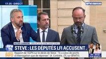 """Mort de Steve: pour Alexis Corbière, """"le ministre de l'Intérieur est très silencieux sur ce dossier"""""""