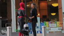 Spider Man Far From Home - NEW BEHIND THE SCENES