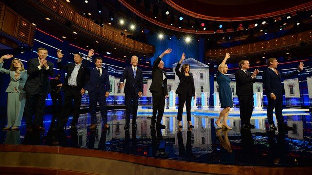 Democratic Candidates Prepare for Rematches, New Faceoffs in Second Round of Debates