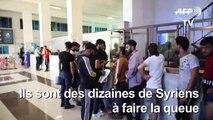 Expulsés de Turquie, des Syriens craignent le retour dans un pays en guerre