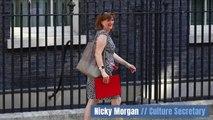 20190730 Boris Johnson's New Cabinet