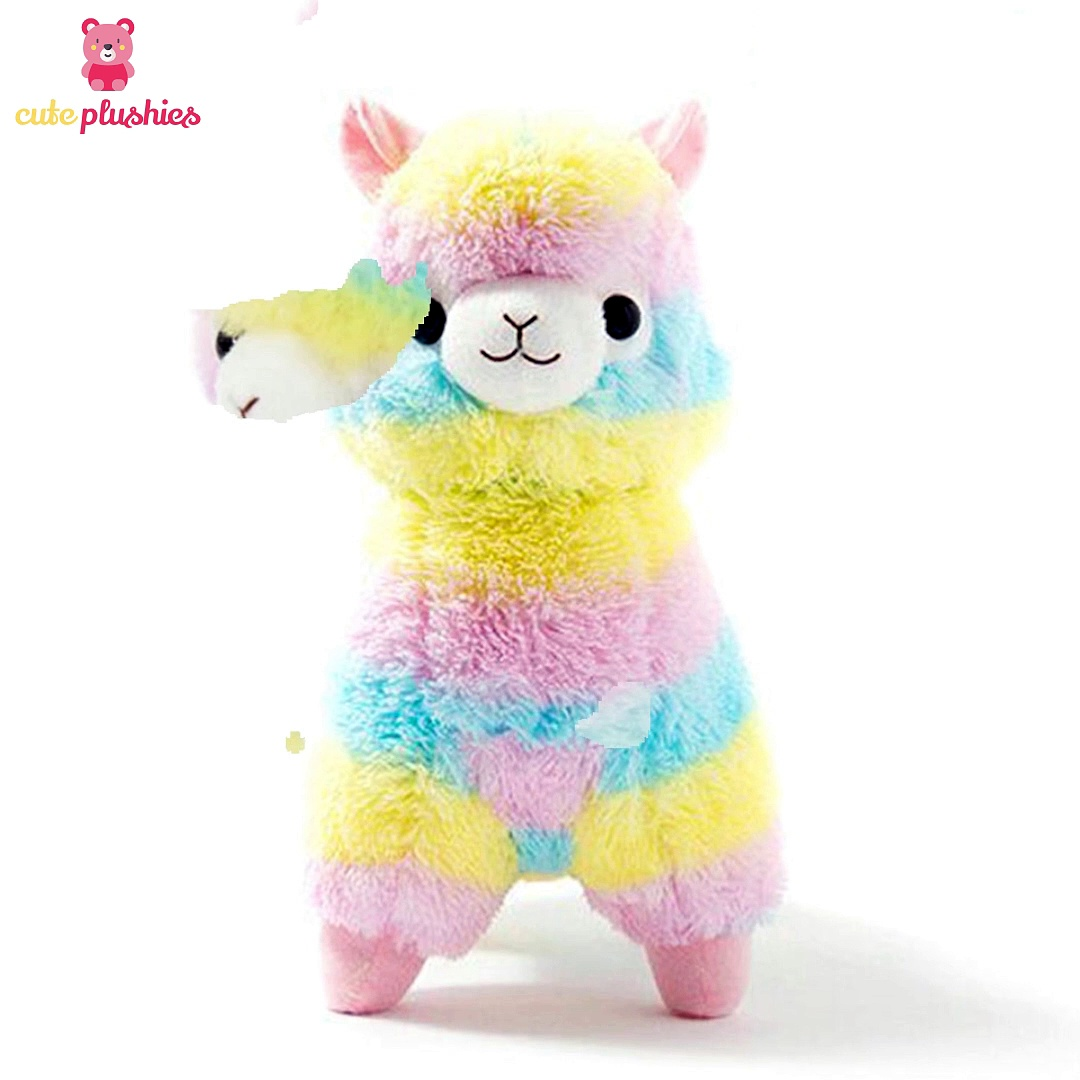Alpaca Plush: Buy Online [Free Shipping Available]