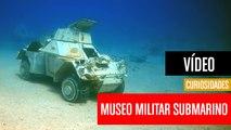 [CH] El primer museo militar submarino