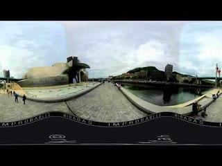 Bilbao desde el límite: El Guggenheim
