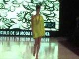 Desfile María Luisa Ortíz en el Círculo de la Moda