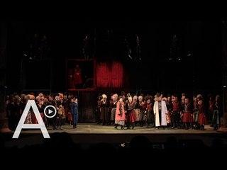 Macbeth: la ópera tras bambalinas