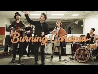 Sesiones ARCADIA: Burning Caravan