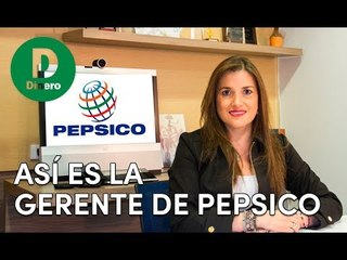 Mónica Contreras,  gerente general de Pepsico en Colombia