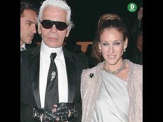 """A los 85 años murió el """"Káiser"""" de la moda, Karl Lagerfeld"""