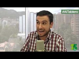 #AlTablero l Andrés Moreno explica si vale la pena invertir en acciones