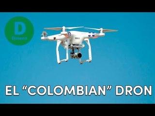 Colombia tiene su propia fábrica de drones
