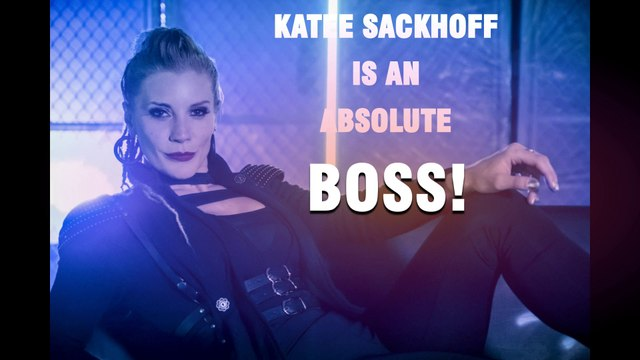 Katee Sackhoff - A Tribute (The Lady Is A BOSS!)