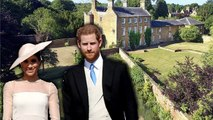 Meghan Markle - Prince Harry's Countryside Retreat Turned Into A Fortress / Latest Royal News