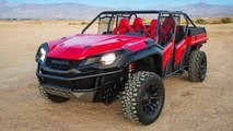 HONDA ULTIMATE OFF-ROAD Concept (2018) Rugged Open Air Vehicle