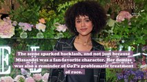 """""""Game of Thrones's"""" Nathalie Emmanuel wants TV shows to learn from backlash over Missandei's fate"""