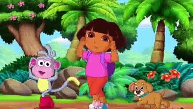 Dora the Explorer Season 7 Episode 7 - Perrito's Big Surprise